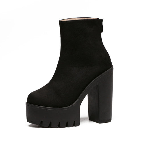 Tragedy Ankle Boots