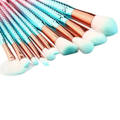 Enchanter Mermaid Makeup Brushes (2 Colors)