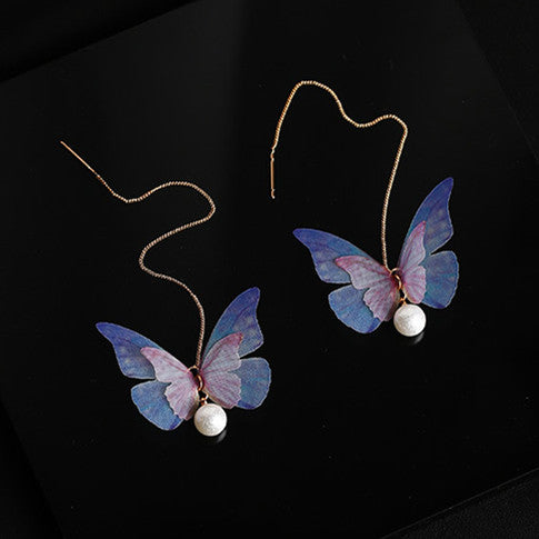 Ethereal Butterfly Earrings (2 Styles)