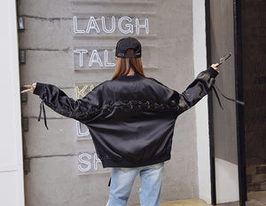 Padded Cell Baseball Jacket
