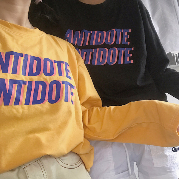 Antidote Long Sleeve (2 Colors)