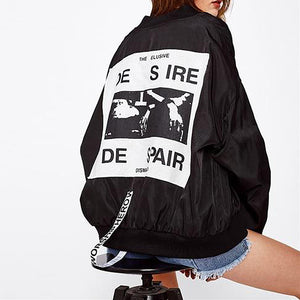 Despair Bomber Jacket