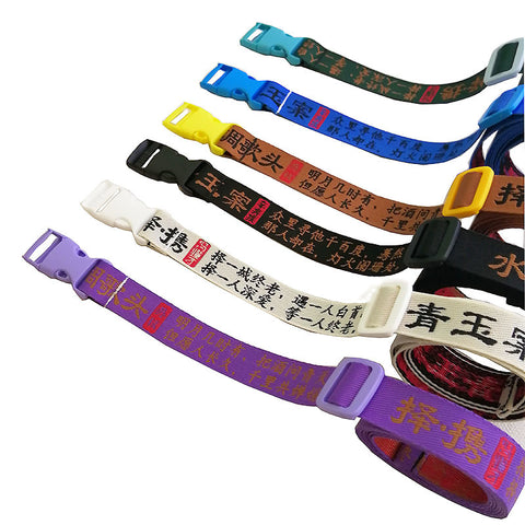 Glitch Belt (6 Colors)