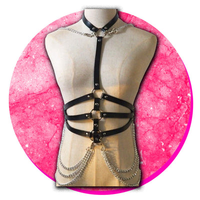 Restriction Body Harness