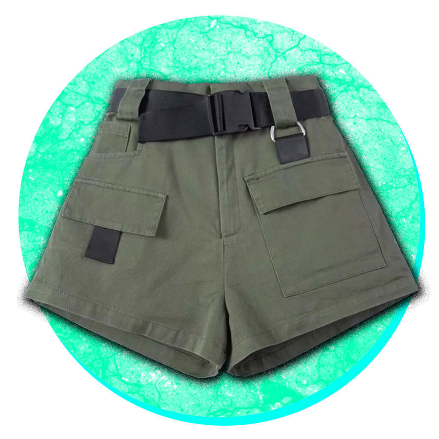 Tomb Shorts (2 Colors)