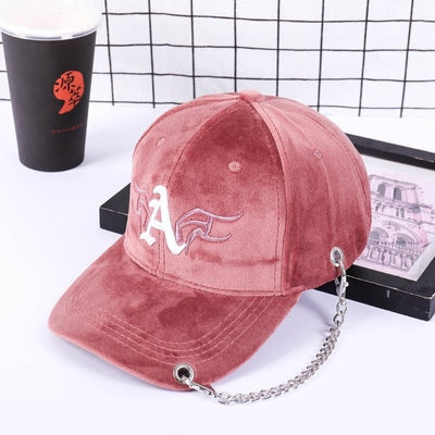 Chained Up Hat (3 Colors)
