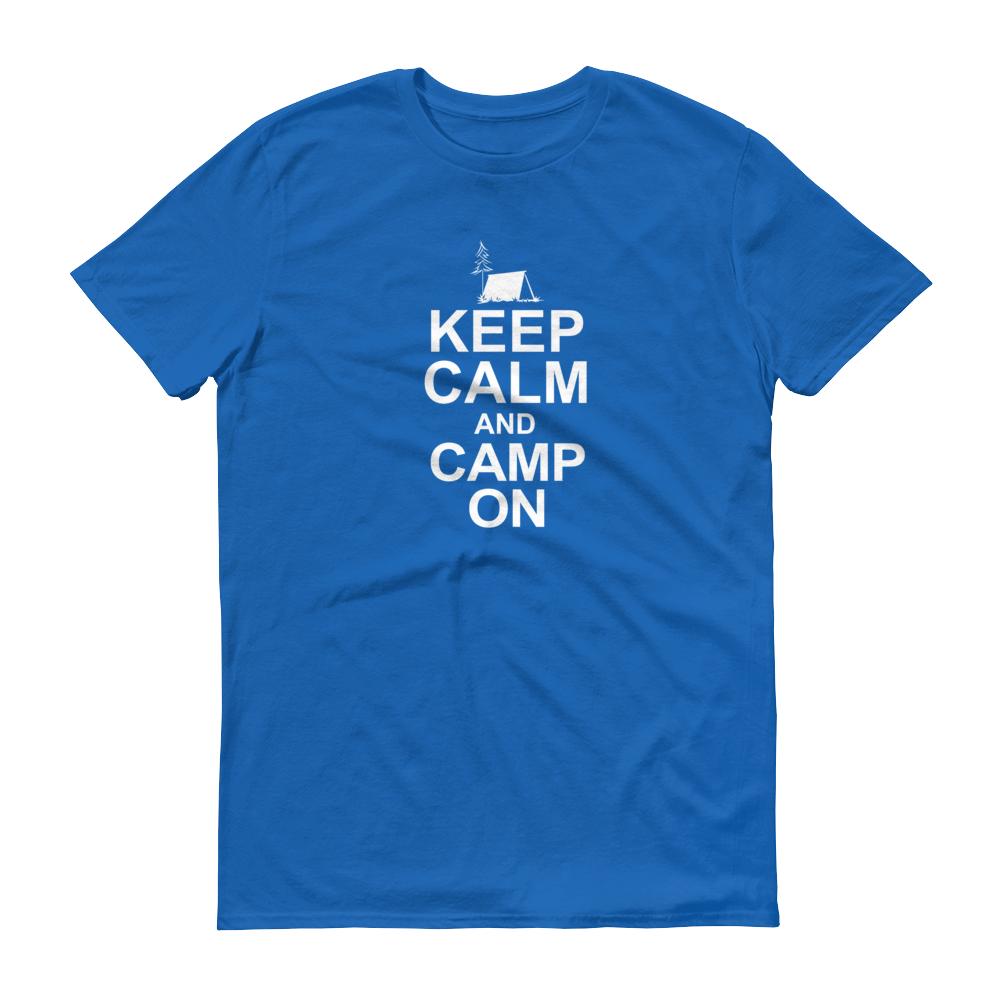CMP - Keep Calm and Camp On
