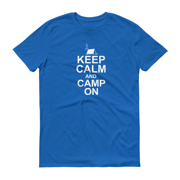 CMP - Keep Calm and Camp On - Festival Printing