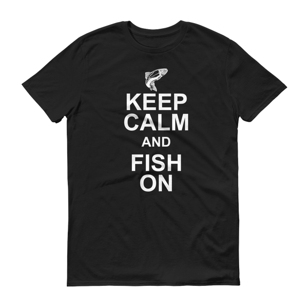 CMP - Keep Calm and Fish On - Festival Printing