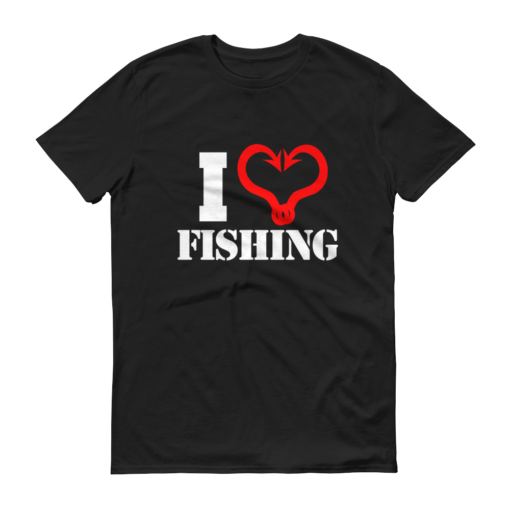 CMP - I Love Fishing - WH/RED