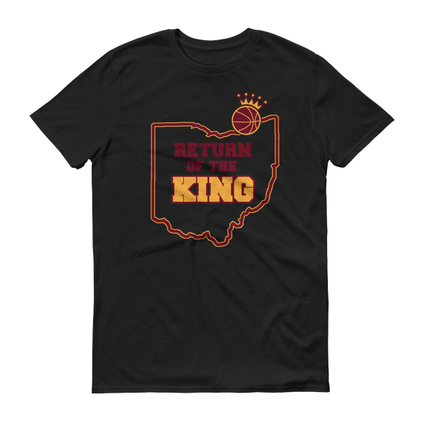 SPT - Return of the King - Festival Printing