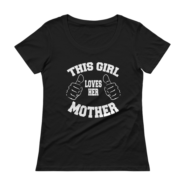 MD - This Girl Loves Her Mother - Festival Printing
