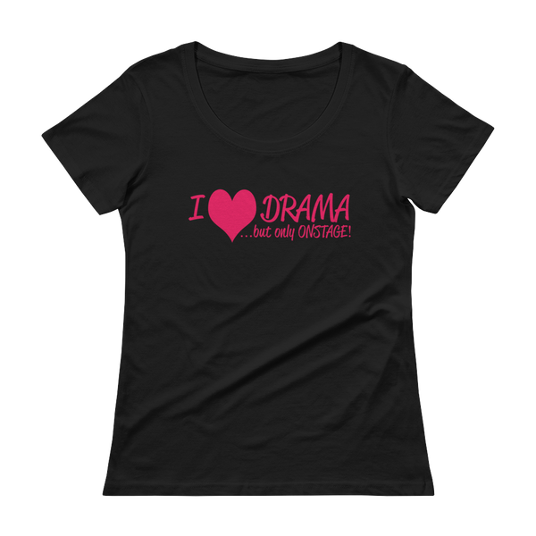 WN - Love Drama Onstage - Festival Printing