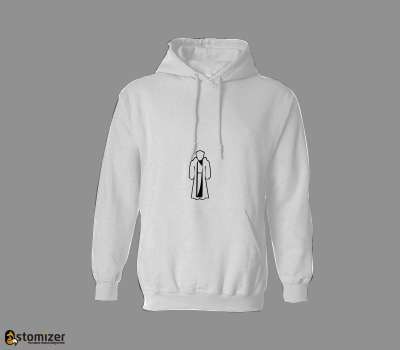Classic Premium Unisex Custom Hooded Sweatshirt