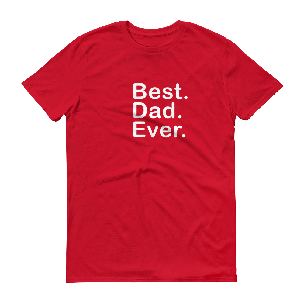 FD - Best. Dad. Ever - WH - Festival Printing