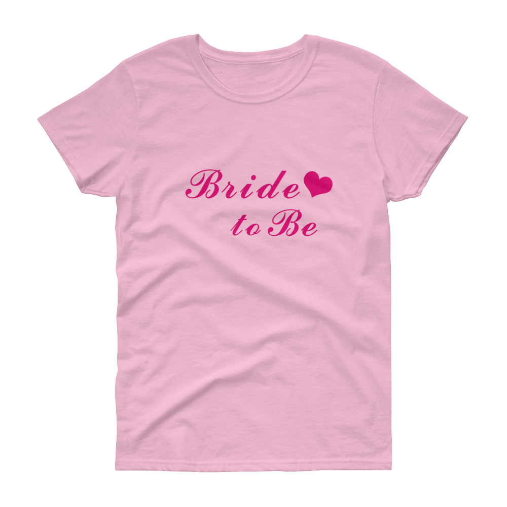 EG - Bride to be (small heart) - Festival Printing