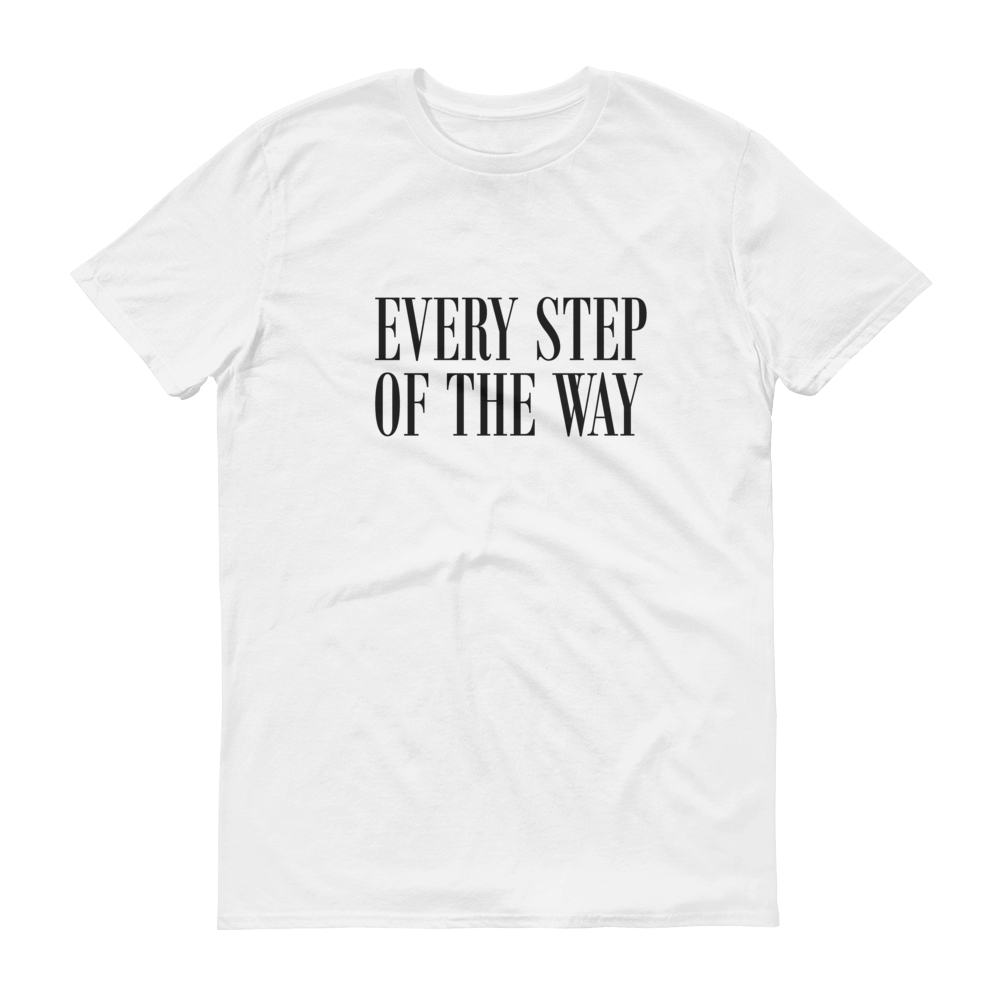 EG - Every Step of the Way - Festival Printing