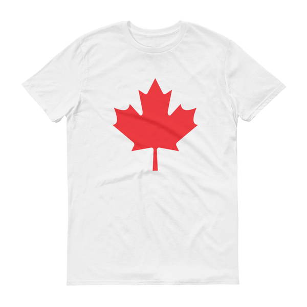 Maple Leaf T-Shirt - Festival Printing