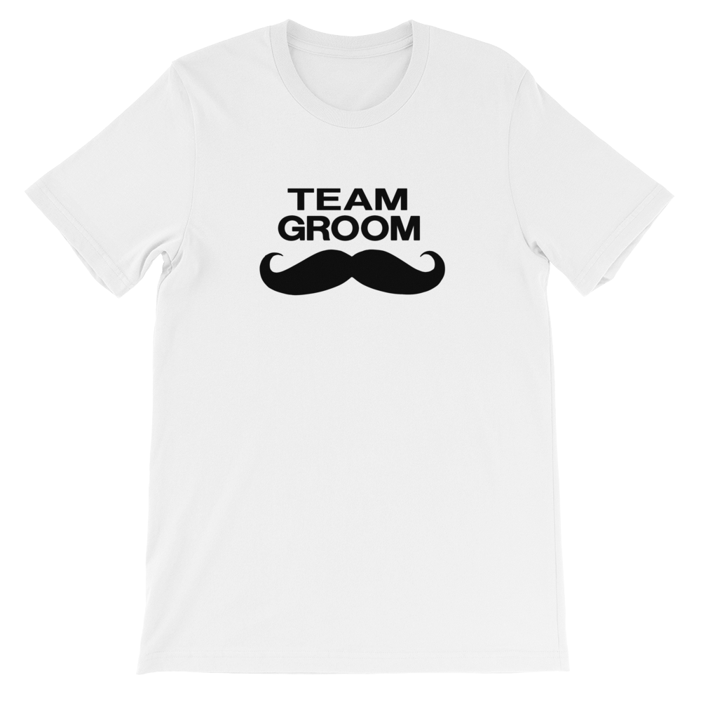 WP - Team Groom Mustache