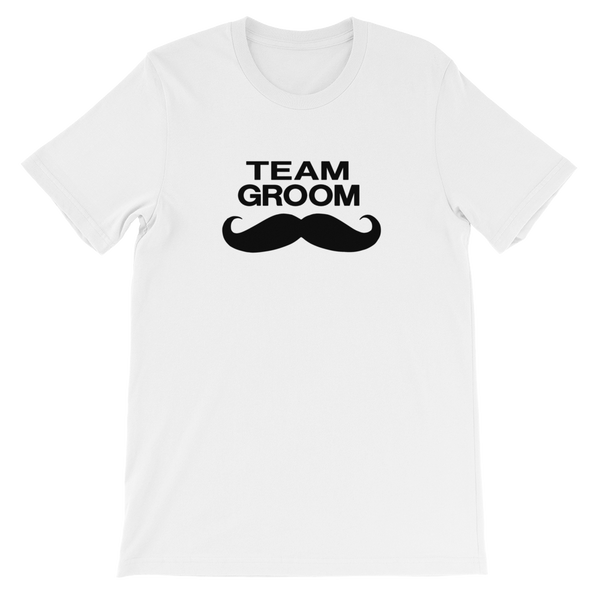 WP - Team Groom Mustache - Festival Printing