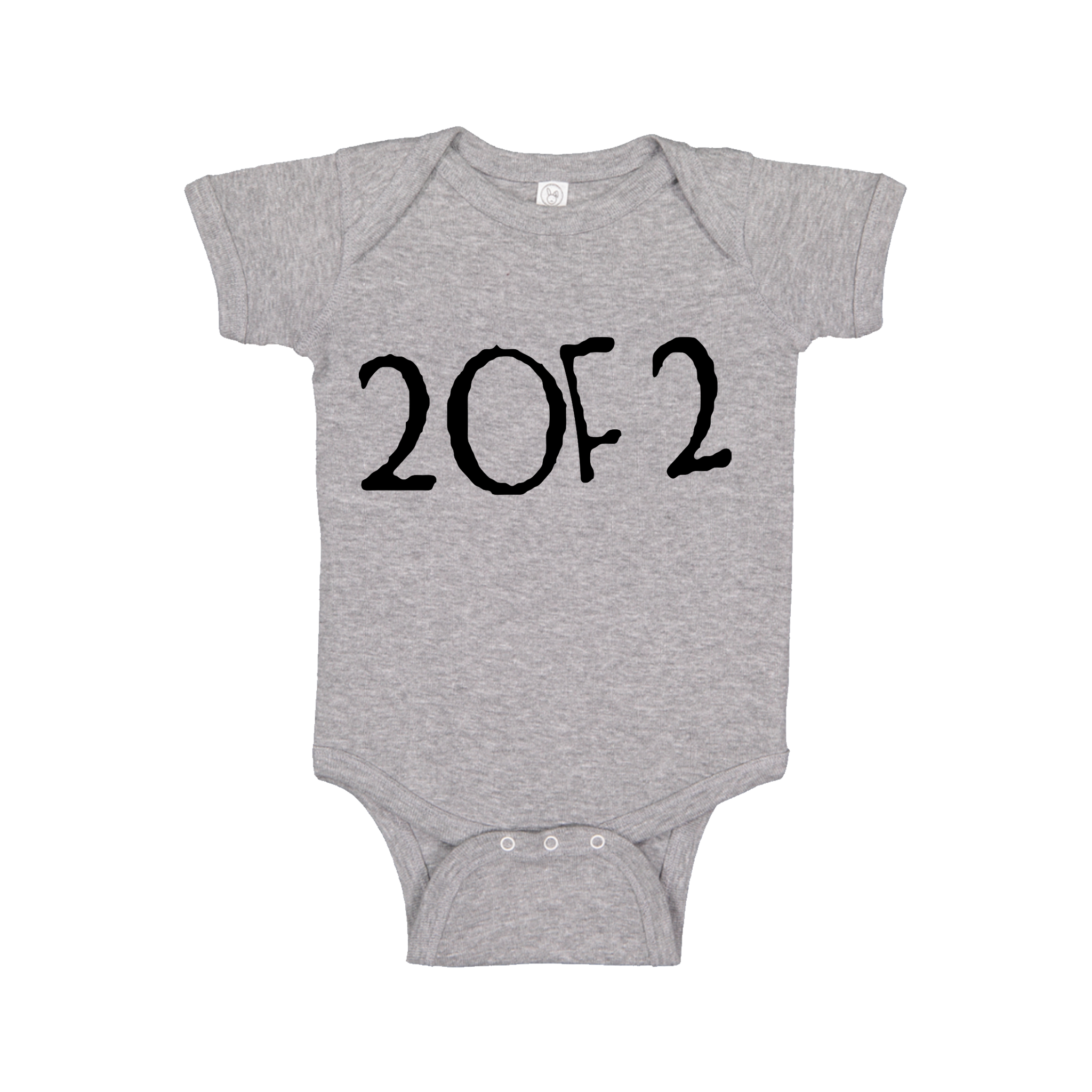 Baby Onesie Matching Twins Two of Two (2 of 2) - 0 to 24 months