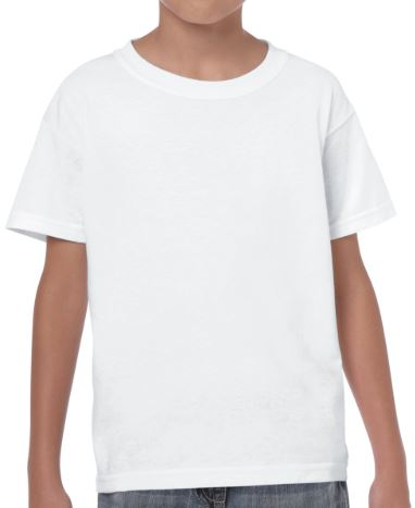 GILDAN® Youth Custom T-Shirt - Festival Printing