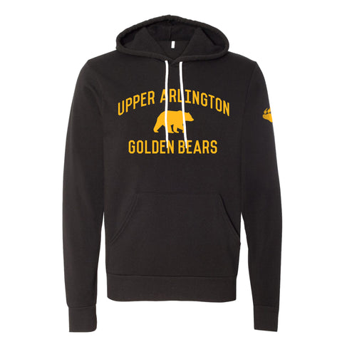 UA Outfitters - Classic Golden Bears - hooded sweatshirt - black - gray - hoodie