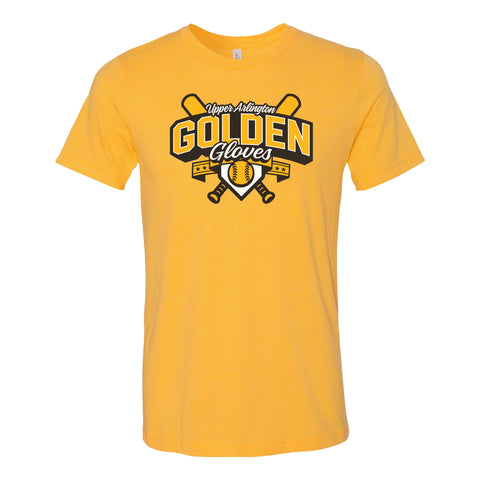 Upper Arlington Golden Gloves Softball Unisex Tee