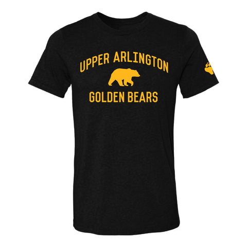 UA Outfitters - Classic Golden Bears - gold - black - t shirt