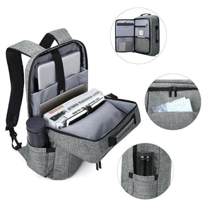 2-in-1 Business Travel Luggage Carrier