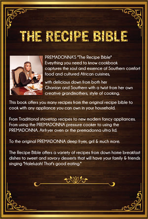 *The Recipe Bible ULTIMATE EDITION