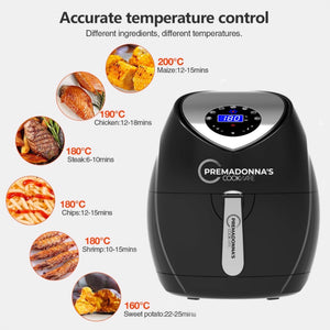 *Digital Airfryer*large capacity