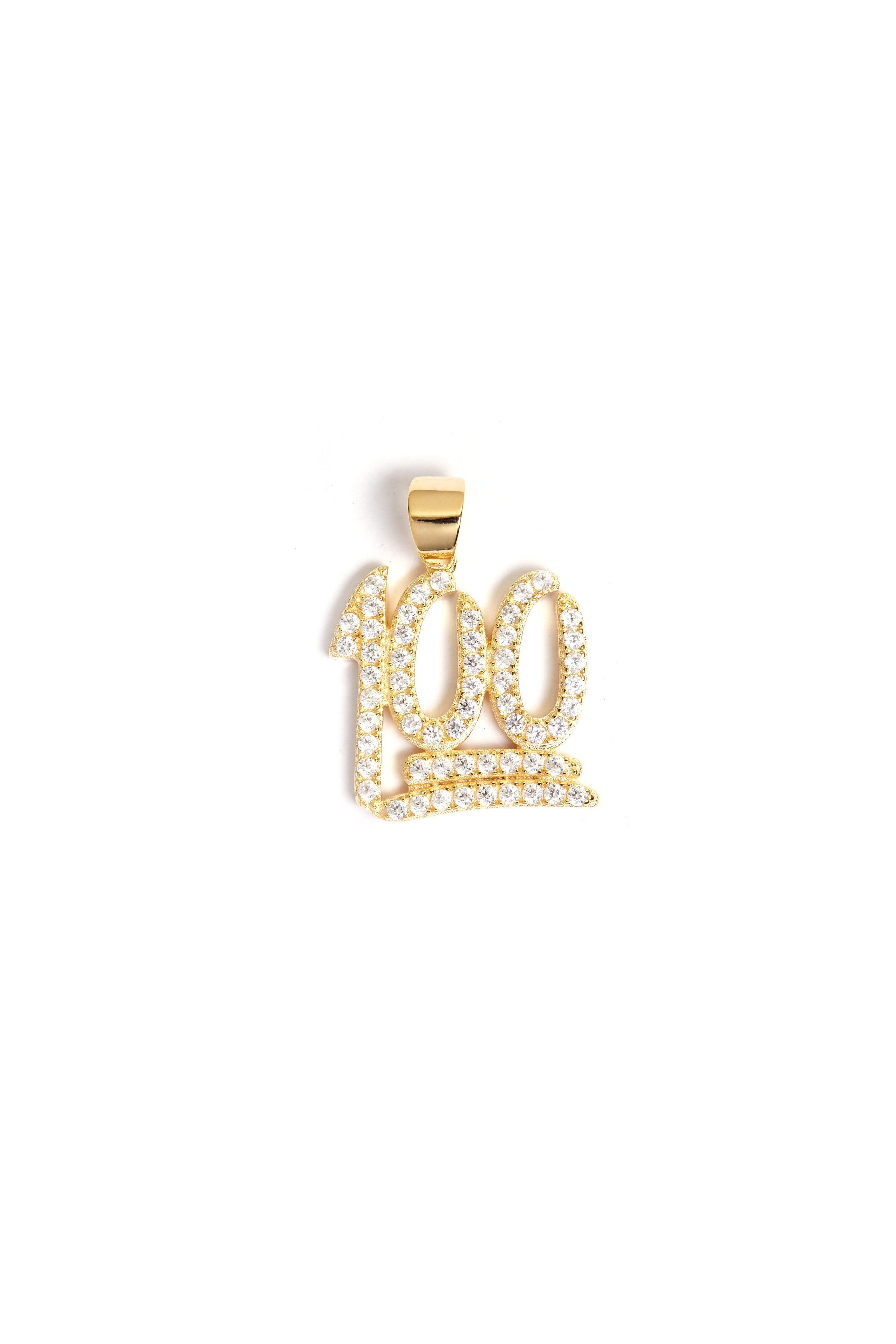 KEEP IT 100 GOLD PENDANT