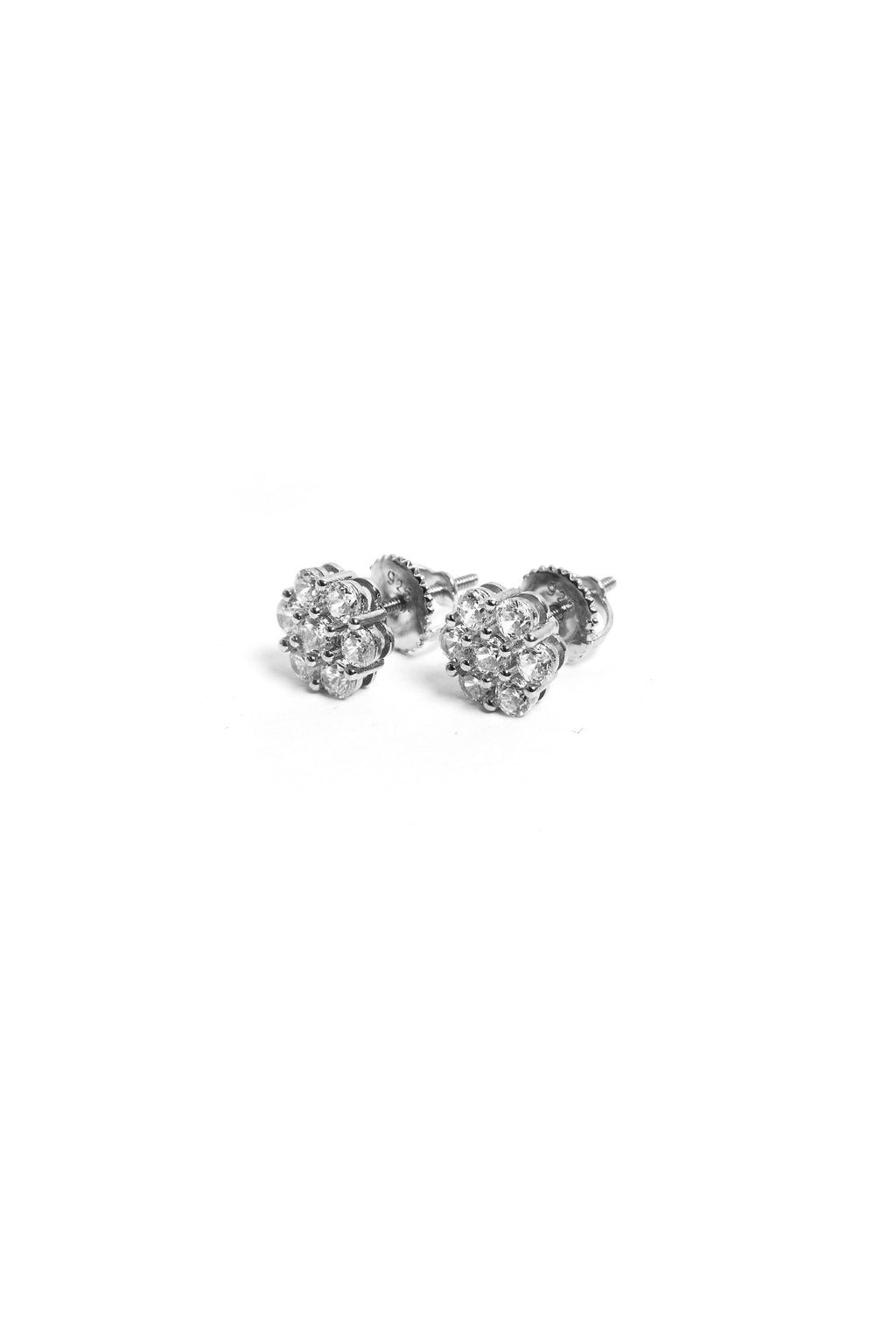 ZANE SILVER EARRINGS
