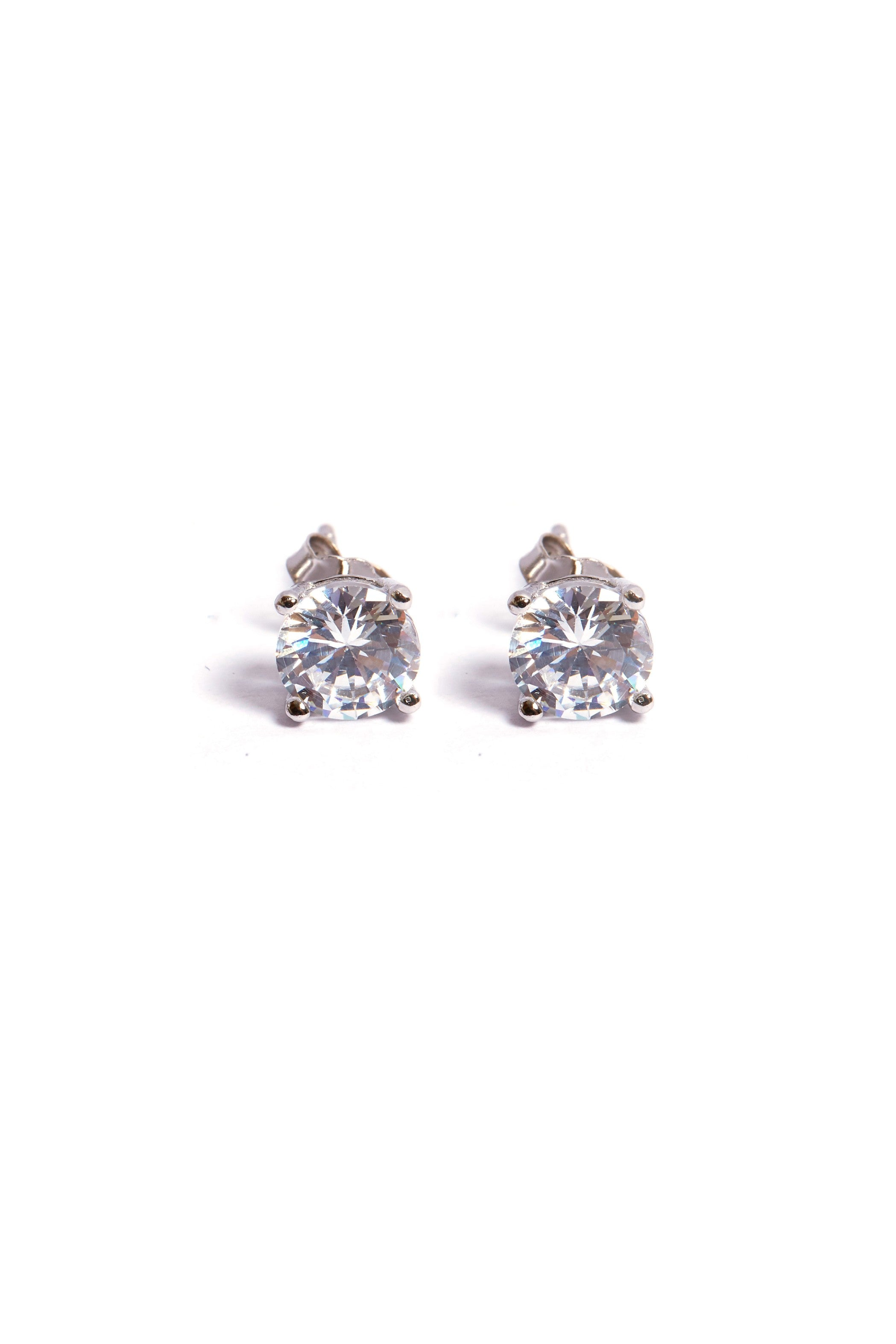 RHYS SILVER EARRINGS