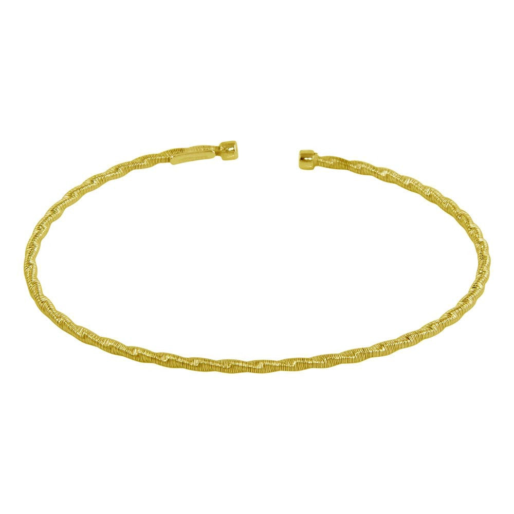 RILEY GOLD CUFF