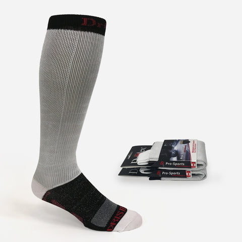 2PK Dristex Cut Resistant Compression Pro Hockey Sock. Dristex Cut Resistant hockey skate socks are designed specifically for hockey players that demand the best. The socks provide cut-resistant protection and the confidence to compete hard knowing they have that extra level of protection. HKYSOX cut-resistant hockey skate socks