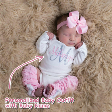 Personalized Baby Girl Clothes II-10