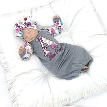 Load image into Gallery viewer, Preemie Girl Clothes