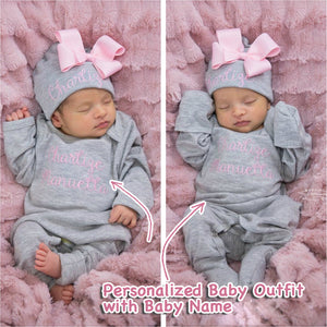 Personalized Baby Girl Clothes II-09