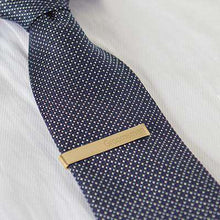 Load image into Gallery viewer, STAMPED TIE CLIP