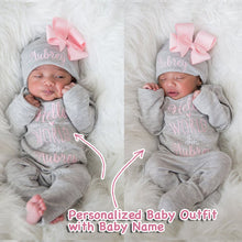 Load image into Gallery viewer, Personalized Baby Girl Clothes II-05
