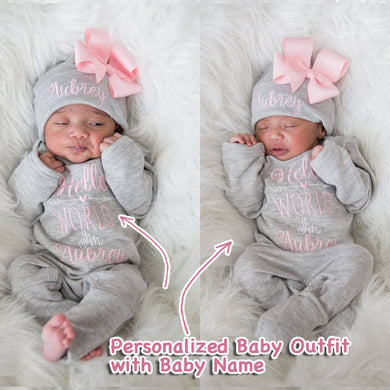 Personalized Baby Girl Clothes II-05