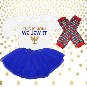 Christmas Baby Outfit 14-How we jew it