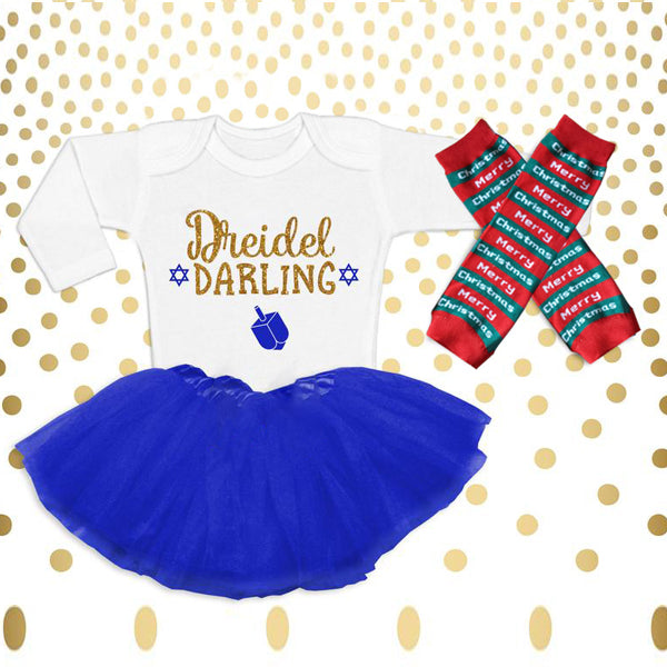 Christmas Baby Outfit 17-Darling