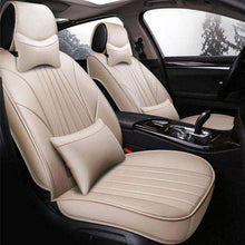 Load image into Gallery viewer, Custom Universal PU-Leather Car Seat Covers 02