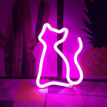 Load image into Gallery viewer, Neon Sign - Animals 05