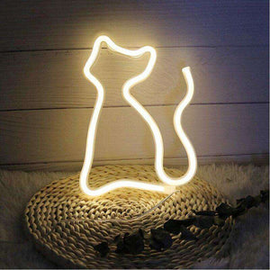 Neon Sign - Animals 05