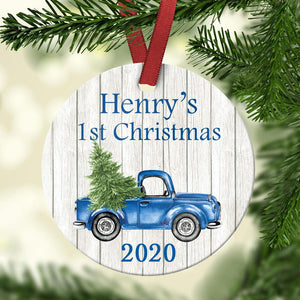 Personalized 2020 Christmas Ornament 19