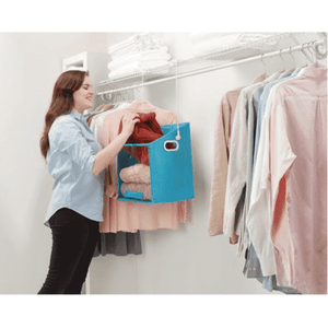 【50% OFF THE TOP 100 ONLY TODAY】CLOSET CADDY-IDEAL FOR CLOSET